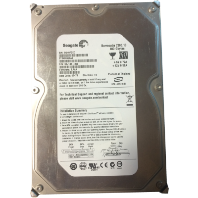 Seagate ST3400620AS - 9BJ144-308 - FW 3.AAK - 400 GB