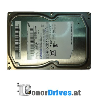Samsung HD501LJ - 2008.03 - SATA - 500 GB