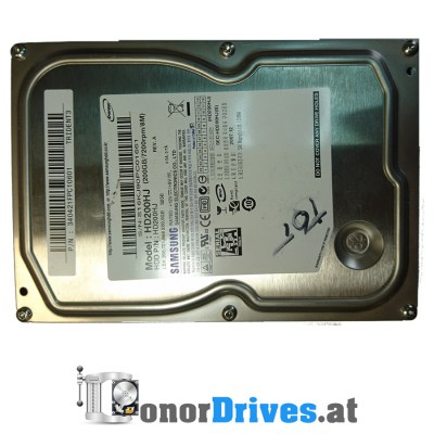 Samsung HD200HJ - 2007.12 - SATA - 200 GB