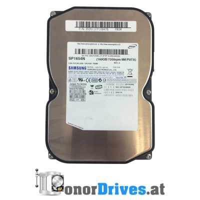 Samsung SP1654N - 2007.01 - IDE - 160 GB
