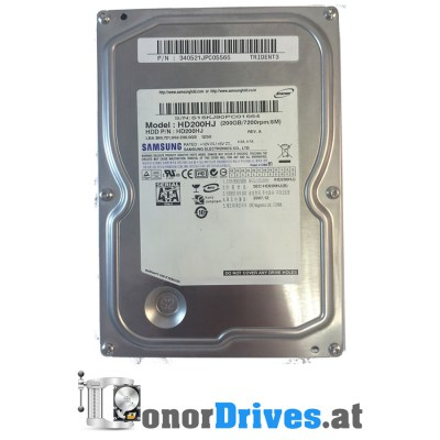 Samsung HD200HJ - SATA - 2007.12 - 200 GB