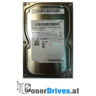 Samsung HD321KJ- 03.2007 - SATA - 320 GB