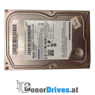 Samsung HD502HJ - 2010.04 - SATA - 500 GB