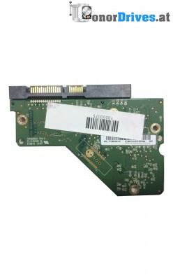 Western Digital - PCB - 2060-771698-004 Rev. A