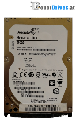 Seagate ST910021AS-9S3014-070 -100GB - PCB 100349359 Rev.D