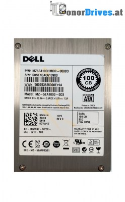 Dell - MZ-5EA1000-0D3 - SATA - 100 GB