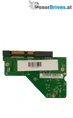 Western Digital - PCB - 2060-701596-001 Rev. A
